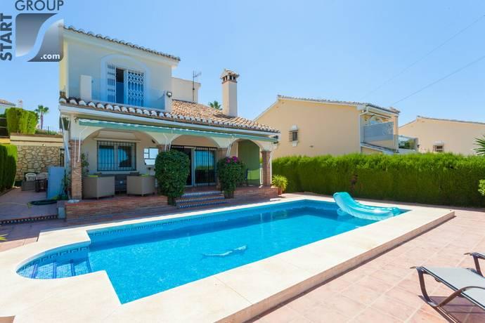 Bild: 6 rum villa, Spanien Mijas Costa, Málaga