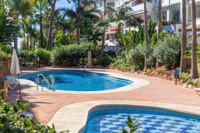 Bild: 4 rum bostadsrätt på La Canas Beach Marbella, Spanien La Canas Beach Marbella