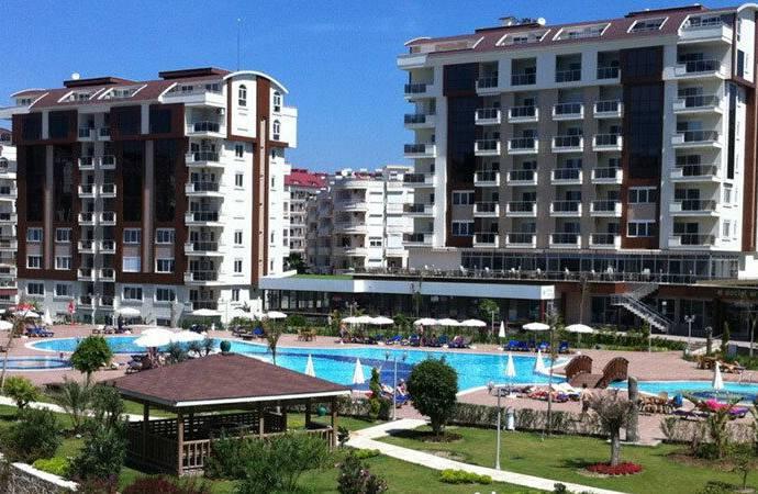 Bild: 3 rum bostadsrätt på Avsallar Orion City id 3186, Turkiet Avsallar