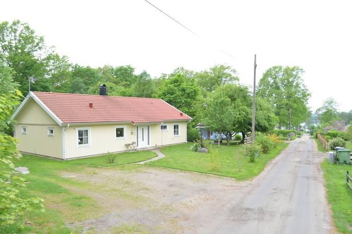 Bild: 4 rum villa på Aspvägen 5, Ljungby kommun Tallbacken