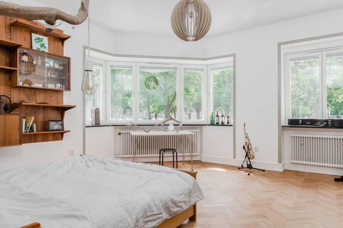 Bild: 5 rum bostadsrätt på Kungsgatan 27 A, Malmö kommun Rörsjöstaden