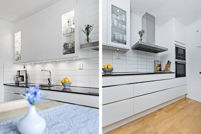 Bild: 3 rum bostadsrätt på Domarevägen 16A, Umeå kommun Teg