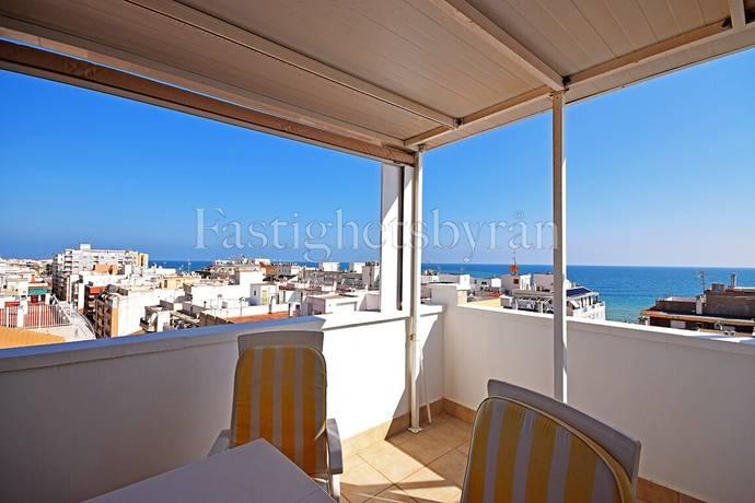 Bild: 4 rum bostadsrätt på Havsnära takvåning!, Spanien Torrevieja | Costa Blanca
