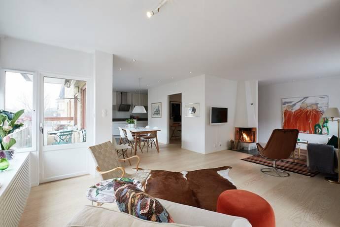 Bild: 3 rum bostadsrätt på Floragatan 11, Stockholms kommun Östermalm
