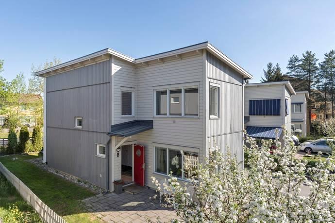 Bild: 4 rum villa på Pimpstensvägen 8, Uppsala kommun Herrhagen
