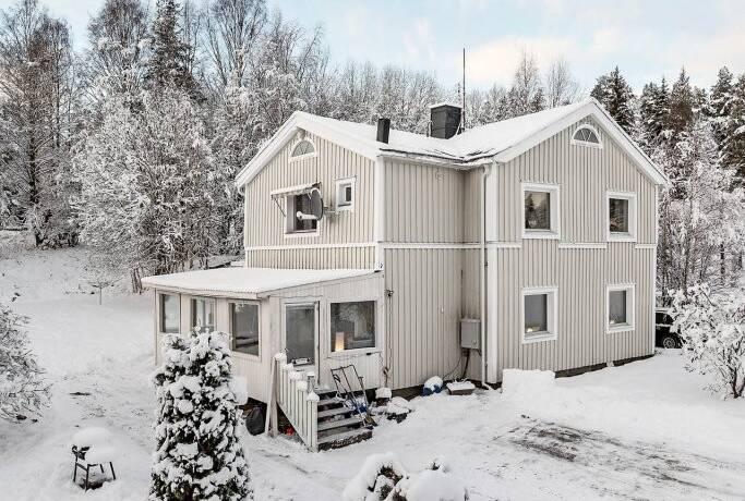 Bild: 6 rum villa på Åsäng 450, Timrå kommun Ljustorp