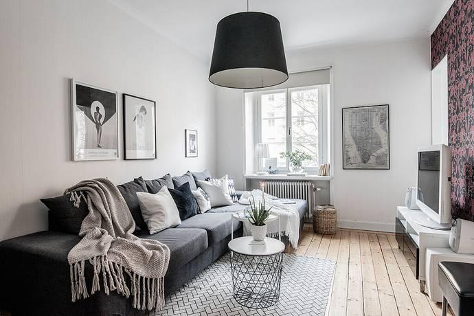 Bild: 2 rum bostadsrätt på Katarina Bangata 62, 1 tr, Stockholms kommun Södermalm / Katarina