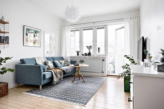 Bild: 2 rum bostadsrätt på Ottfjällsgatan 7, Göteborgs kommun Strömmensberg
