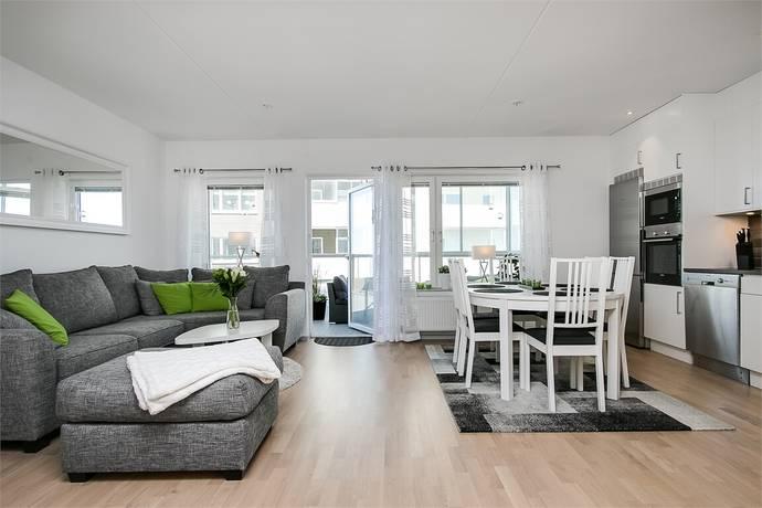 Bild: 2 rum bostadsrätt på Restalundsvägen 2, Örebro kommun Centralt Öster
