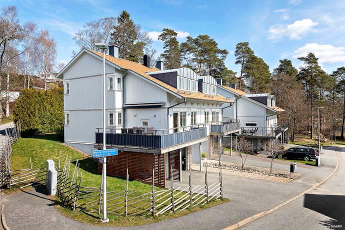 Bild: 4,5 rum bostadsrätt på Norra Stallbacksvägen 2, Göteborgs kommun Gerrebacka