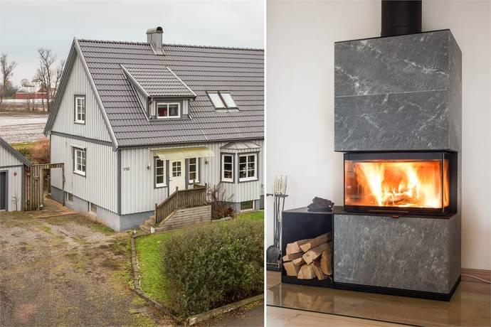 Bild: 7 rum villa på Gamla vägen 116, Kristianstads kommun Fjälkinge