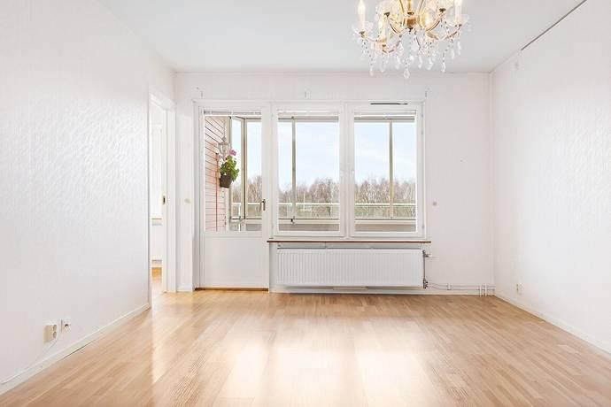 Bild: 3 rum bostadsrätt på Bergängsvägen 17 B, Halmstads kommun Vallås