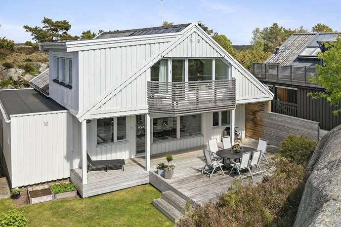 Bild: 6 rum radhus på Lövskogsåsen 85, Göteborgs kommun