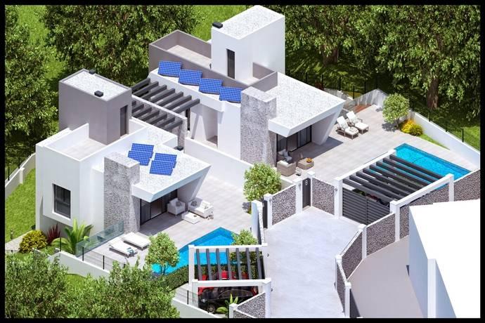 Bild: 4 rum villa på Unikt tillfälle 2 villor i Albir Hills, Spanien COSTA BLANCA - ALBIR