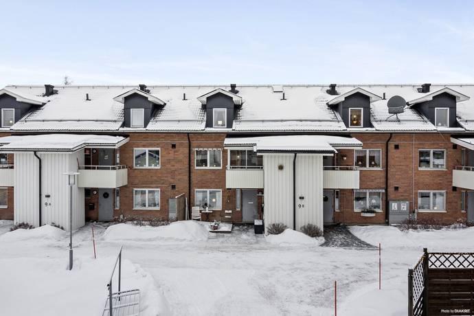 Bild: 4 rum bostadsrätt på Lilla Nygatan 9B, Bodens kommun Centrum/Nedre Stadsdelen