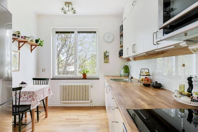 Bild: 3 rum bostadsrätt på Torshammarvägen  12 A, 2 tr, Lidingö kommun Torsvik