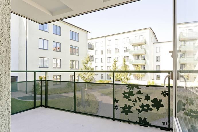 Bild: 2 rum bostadsrätt på Plattgatan 4, Uppsala kommun Luthagen