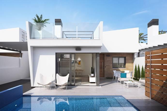 Bild: 4 rum villa på Modern Villa i Los Alcázares, Spanien Los Alcázares- Mar Menor