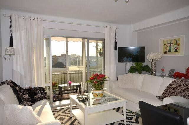 Bild: 3 rum bostadsrätt på LOS BOLICHES-LOS BOLICHES-Ljus och trevlig lägenhet, Spanien Fuengirola
