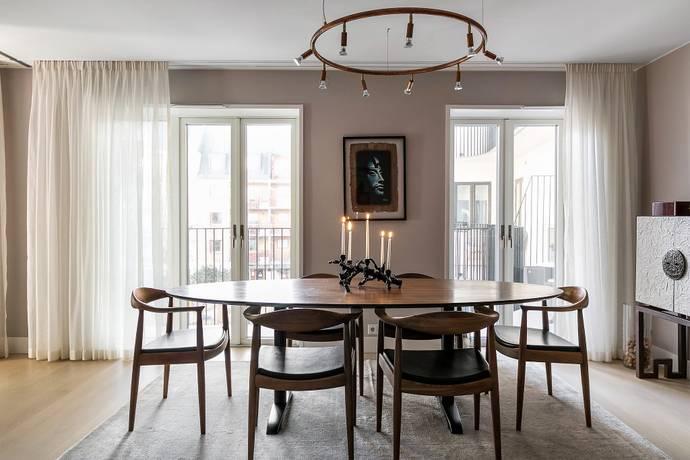 Bild: 3 rum bostadsrätt på Grev Turegatan 8A, 4 tr, Stockholms kommun Östermalm
