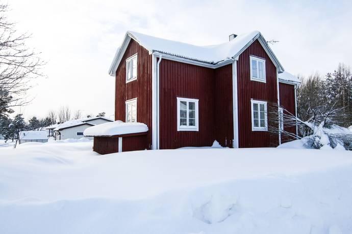 Bild: 4 rum villa på Lidvägen  1, Skellefteå kommun LÖVÅNGER