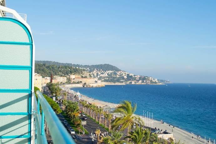 Bild: 3 rum bostadsrätt på Nice, Frankrike Nice