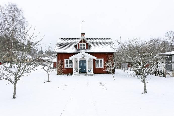 Bild: 4 rum villa på Albert Engströms väg 50, Eksjö kommun Hult