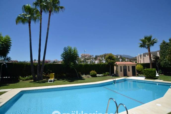 Bild: 4 rum bostadsrätt på Marbella Nueva Andalucia, Spanien