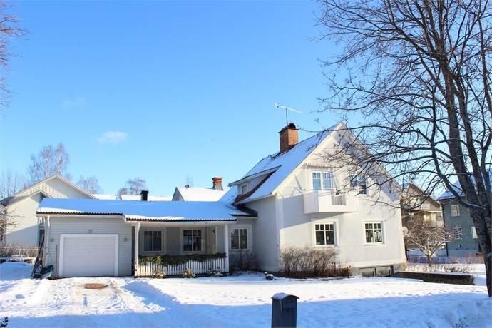 Bild: 4 rum villa på Lilla Vintergatan 10, Ljusdals kommun
