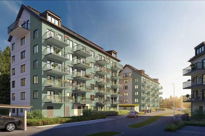 Bild: 4 rum bostadsrätt på Sandtäktsvägen 8, Värmdö kommun Mörtnäs