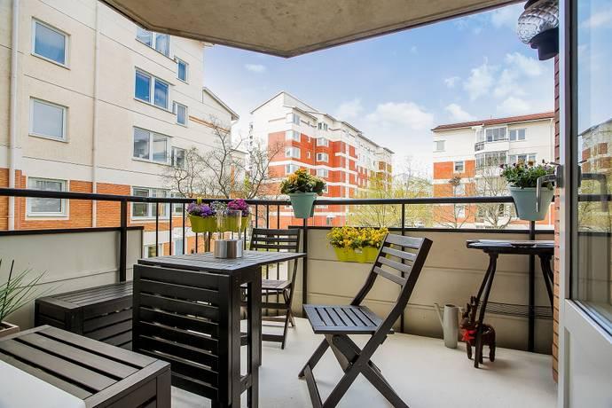Bild: 4 rum bostadsrätt på Mjölnerbacken 66, Sundbybergs kommun