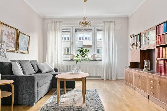 Bild: 2 rum bostadsrätt på Norra Gubberogatan 7, Göteborgs kommun Olskroken