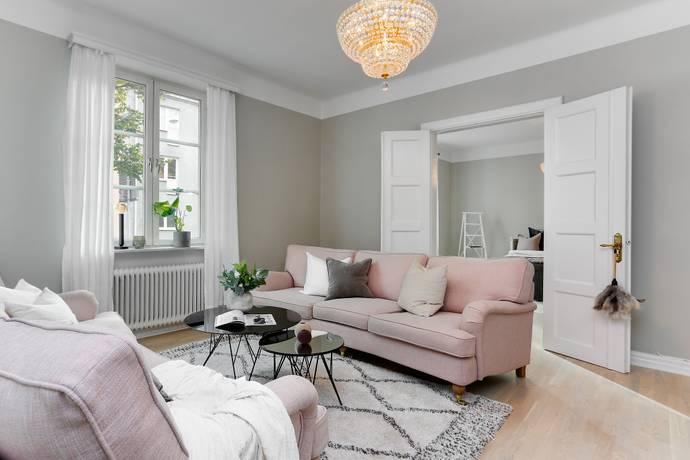 Bild: 2 rum bostadsrätt på Kungsgatan 52A, Örebro kommun Centralt