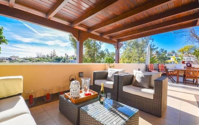 Bild: 4 rum bostadsrätt på Taklägenhet i Mijas Costa, Costa del Sol, Spanien Mijas Costa