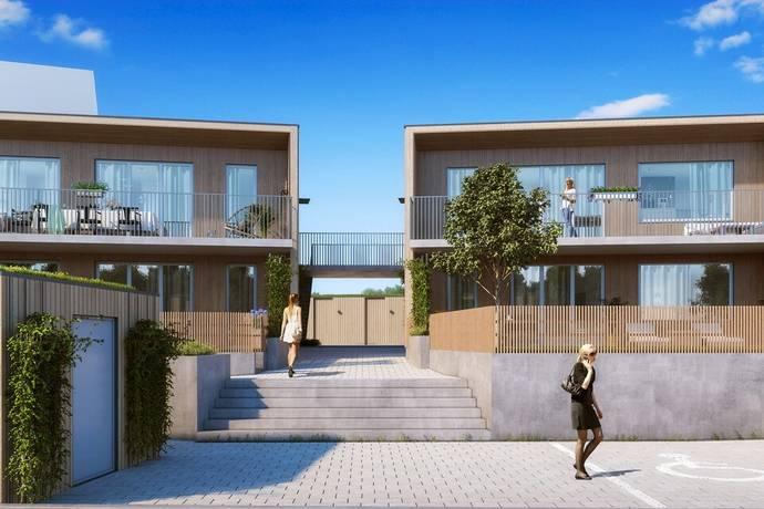 Bild: 2 rum bostadsrätt på Kulinggatan lgh A 1101, Ystads kommun Ystad - Västra Sjöstaden
