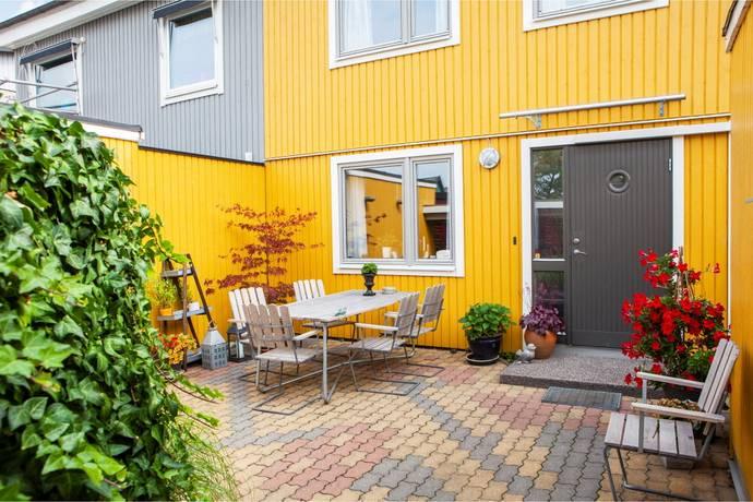 Bild: 6 rum radhus på Annedalsgatan 40, Svedala kommun Sockerbruksområdet