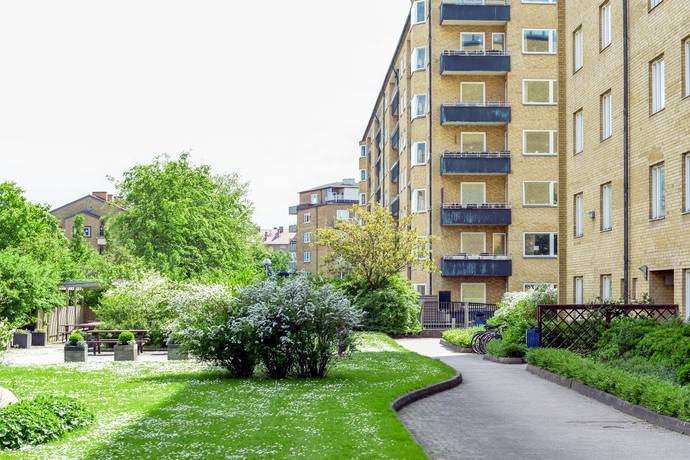 Bild: 5 rum bostadsrätt på Nicoloviusgatan 10A, Malmö kommun Ribersborg