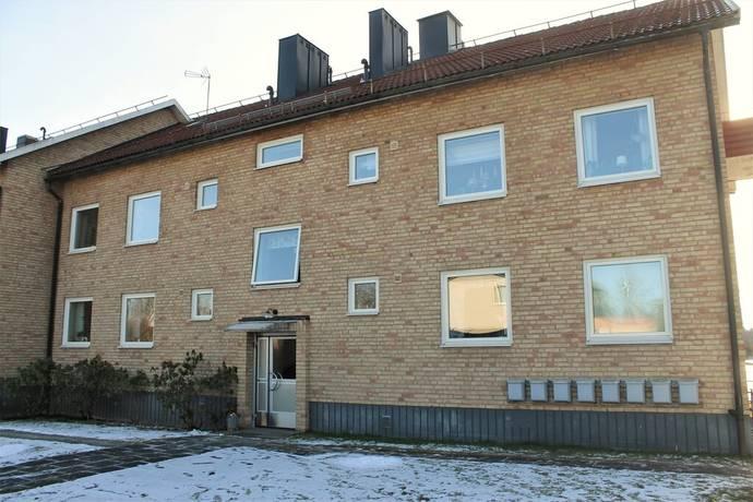 Bild: 2 rum bostadsrätt på Järnvägsgatan 28, Gislaveds kommun Reftele