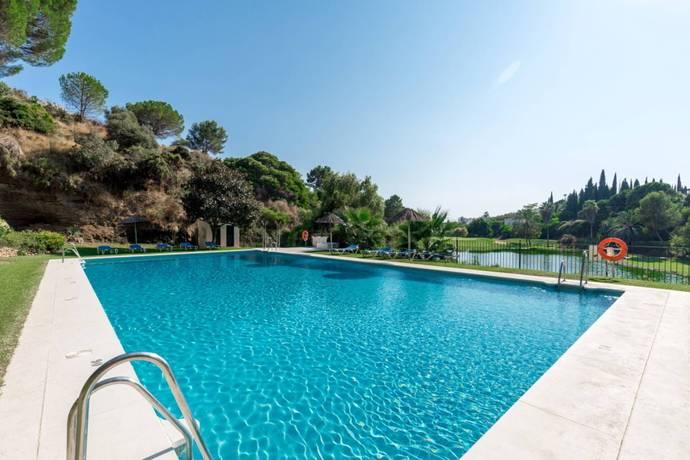 Bild: 4 rum bostadsrätt på Costa del Sol, La Quinta, Spanien