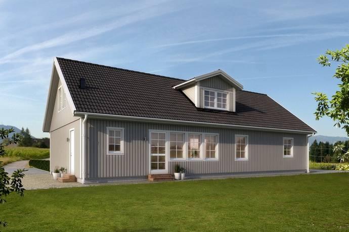 Bild: 4 rum villa på Plommonet 13, Norrtälje kommun Solbacka