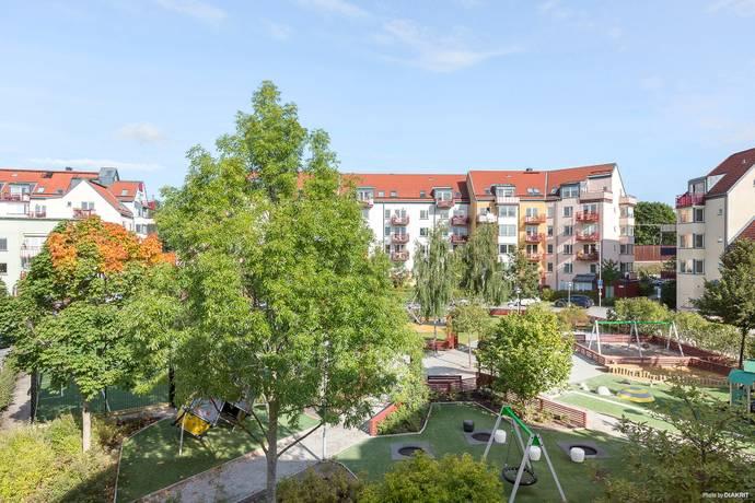 Bild: 5 rum bostadsrätt på Järla Gårdsväg, Nacka kommun Järla Sjö