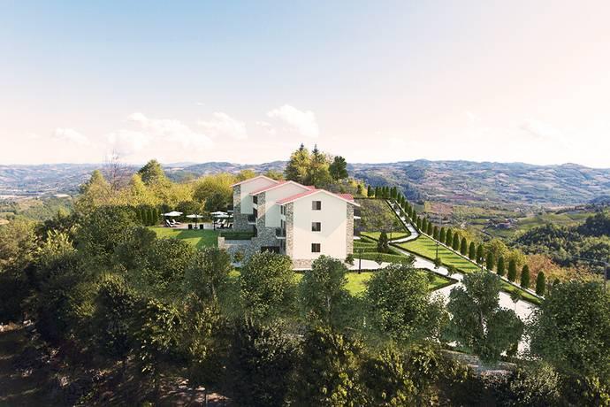 Bild: 3 rum bostadsrätt på Via al Castello, Italien Piemonte