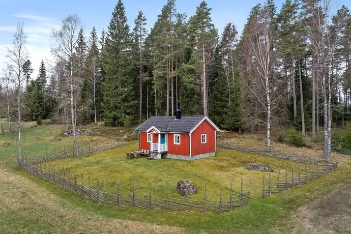 Bild: gård/skog på Boda 1 Duvetorpet, Borås kommun