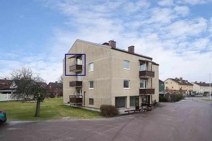 Bild: 2 rum bostadsrätt på Södra Ringvägen 41, Kristinehamns kommun