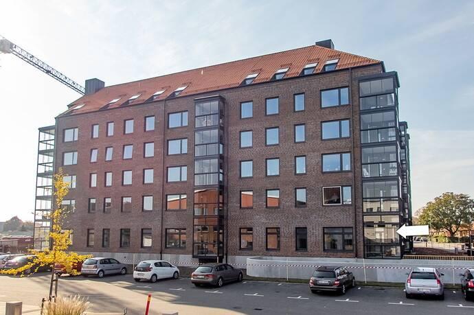Bild: 3 rum bostadsrätt på Fridhemsgatan 36 C, lg 36C-1002, Ystads kommun Centralt