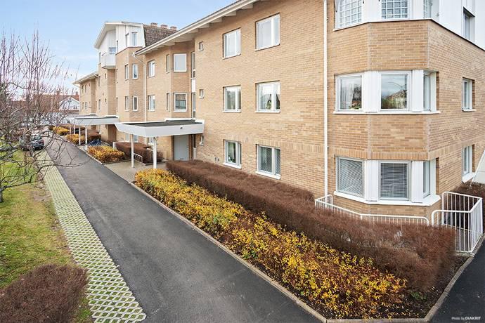 Bild: 2 rum bostadsrätt på Fredsgatan 9C, Tibro kommun Centrum