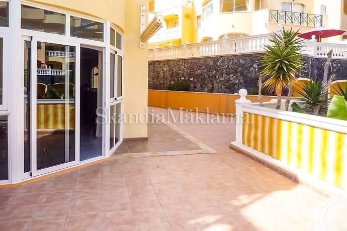 Bild: 2 rum bostadsrätt på Underbar marklägenhet i välskött komplex, Spanien Teneriffa - Los Cristianos