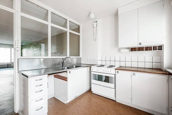 Bild: 3 rum bostadsrätt på Molkomsbacken 27, 1tr, Stockholms kommun Farsta Centrum