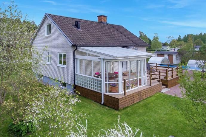 Bild: 4 rum villa på Parkvägen 2, Bollnäs kommun Ren