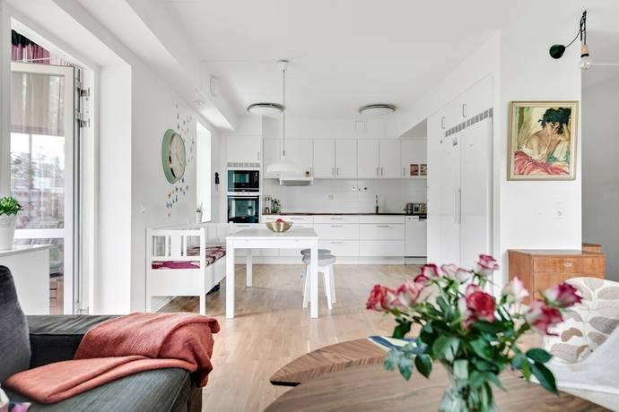 Bild: 4 rum bostadsrätt på Söderforsgatan 10, Borås kommun Trandared
